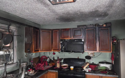 Fire Damage, What Do I Do Now?